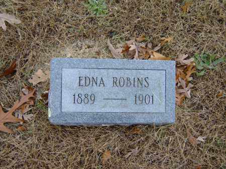 ROBINS, EDNA - Izard County, Arkansas | EDNA ROBINS - Arkansas Gravestone Photos