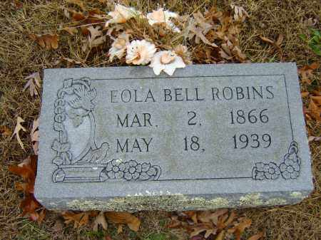 ROBINS, EOLA BELL - Izard County, Arkansas | EOLA BELL ROBINS - Arkansas Gravestone Photos