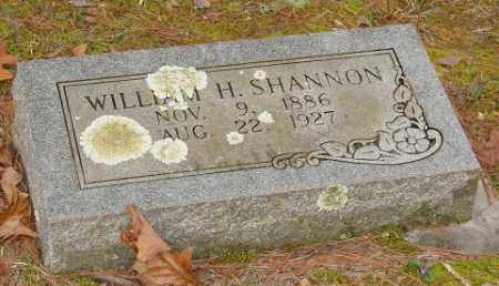 SHANNON, WILLIAM HENRY - Izard County, Arkansas | WILLIAM HENRY SHANNON - Arkansas Gravestone Photos
