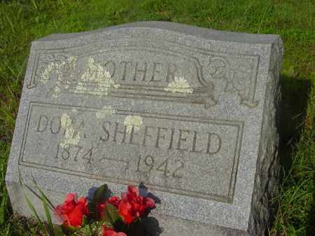 SHEFFIELD, DORA DELL - Izard County, Arkansas | DORA DELL SHEFFIELD - Arkansas Gravestone Photos