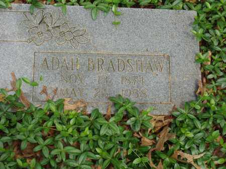 BRADSHAW SHELL, ADAH  (2) - Izard County, Arkansas | ADAH  (2) BRADSHAW SHELL - Arkansas Gravestone Photos