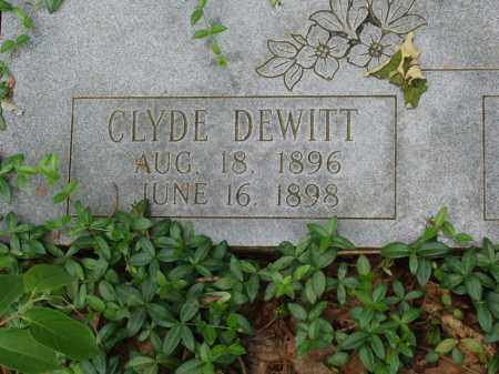 SHELL, CYLDE DEWITT - Izard County, Arkansas | CYLDE DEWITT SHELL - Arkansas Gravestone Photos