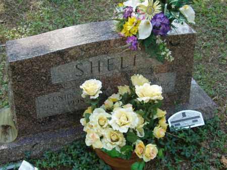 SHELL, EUNICE - Izard County, Arkansas | EUNICE SHELL - Arkansas Gravestone Photos