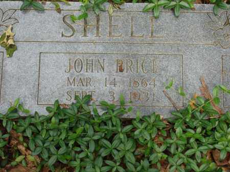 SHELL, JOHN PRICE - Izard County, Arkansas | JOHN PRICE SHELL - Arkansas Gravestone Photos