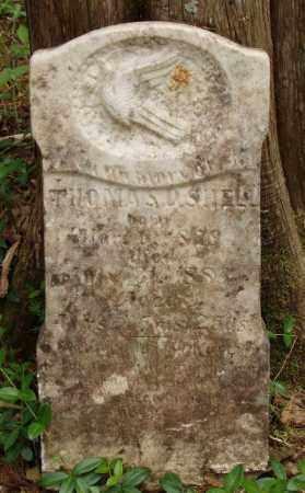 SHELL, THOMAS D - Izard County, Arkansas | THOMAS D SHELL - Arkansas Gravestone Photos