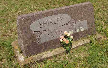SHIRLEY, JOHN WORTHAM - Izard County, Arkansas | JOHN WORTHAM SHIRLEY - Arkansas Gravestone Photos