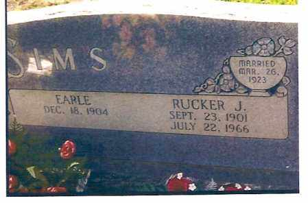 SIMS, RUCKER J. - Izard County, Arkansas | RUCKER J. SIMS - Arkansas Gravestone Photos