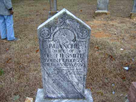 SMITH, BLANCHE - Izard County, Arkansas | BLANCHE SMITH - Arkansas Gravestone Photos