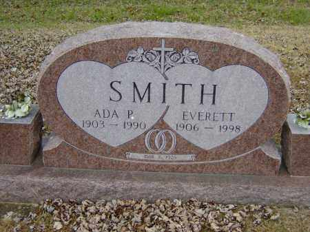 PUCKETT SMITH, ADA P. - Izard County, Arkansas | ADA P. PUCKETT SMITH - Arkansas Gravestone Photos