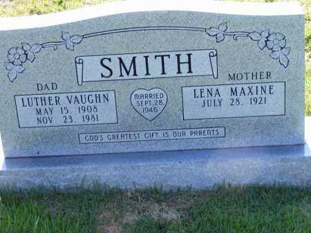 SMITH, LENA MAXINE - Izard County, Arkansas | LENA MAXINE SMITH - Arkansas Gravestone Photos