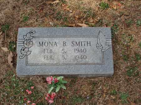 SMITH, MONA B - Izard County, Arkansas | MONA B SMITH - Arkansas Gravestone Photos