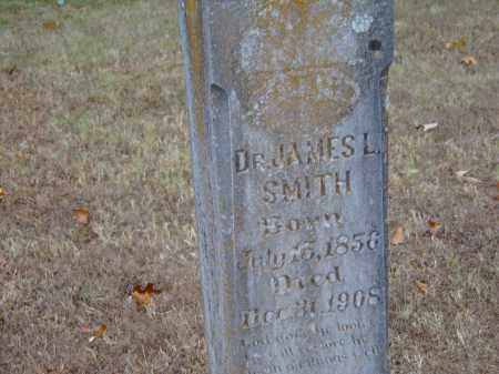 SMITH MD, JAMES L. - Izard County, Arkansas | JAMES L. SMITH MD - Arkansas Gravestone Photos