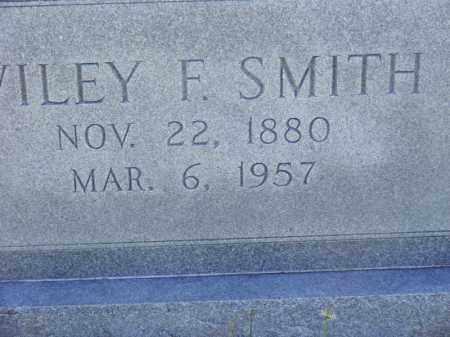 SMITH, WILEY F. - Izard County, Arkansas | WILEY F. SMITH - Arkansas Gravestone Photos