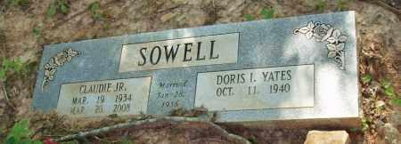 SOWELL, CLAUDIE JR - Izard County, Arkansas | CLAUDIE JR SOWELL - Arkansas Gravestone Photos
