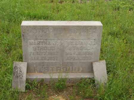 STROUD, DR. WILLIAM JEFFERSON - Izard County, Arkansas | DR. WILLIAM JEFFERSON STROUD - Arkansas Gravestone Photos