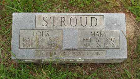 FLEETWOOD STROUD, MARY - Izard County, Arkansas | MARY FLEETWOOD STROUD - Arkansas Gravestone Photos