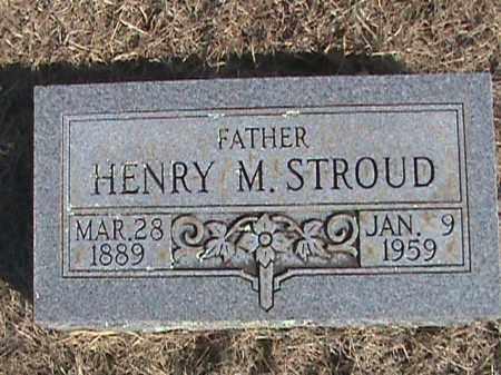 STROUD, HENRY M. - Izard County, Arkansas | HENRY M. STROUD - Arkansas Gravestone Photos