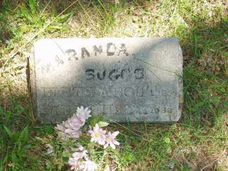 SUGGS, MARANDA - Izard County, Arkansas | MARANDA SUGGS - Arkansas Gravestone Photos