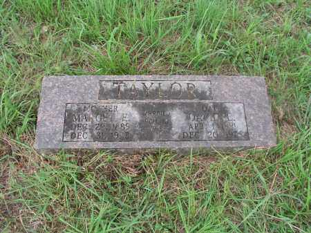 TAYLOR, DAVID EDWARD - Izard County, Arkansas | DAVID EDWARD TAYLOR - Arkansas Gravestone Photos