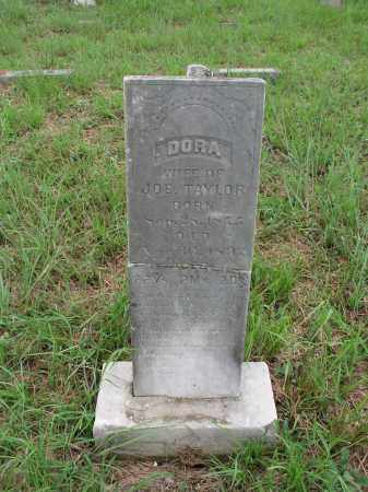 TAYLOR, DORA - Izard County, Arkansas | DORA TAYLOR - Arkansas Gravestone Photos