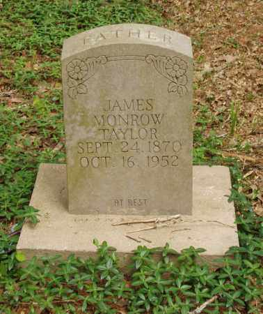 TAYLOR, JAMES MONROW - Izard County, Arkansas | JAMES MONROW TAYLOR - Arkansas Gravestone Photos