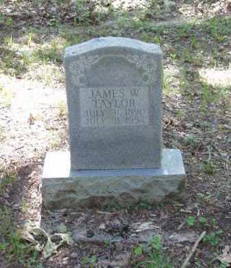 TAYLOR, JAMES W - Izard County, Arkansas | JAMES W TAYLOR - Arkansas Gravestone Photos