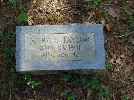 TAYLOR, NORA F - Izard County, Arkansas | NORA F TAYLOR - Arkansas Gravestone Photos