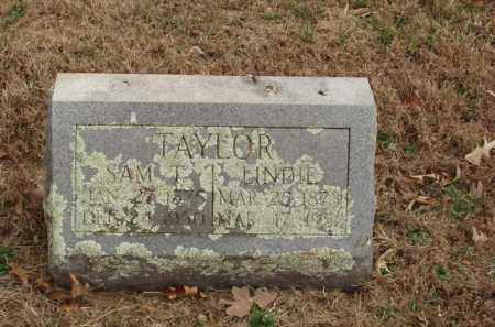 TAYLOR, LINDIE - Izard County, Arkansas | LINDIE TAYLOR - Arkansas Gravestone Photos