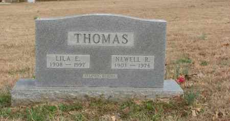 THOMAS, LILA E - Izard County, Arkansas | LILA E THOMAS - Arkansas Gravestone Photos