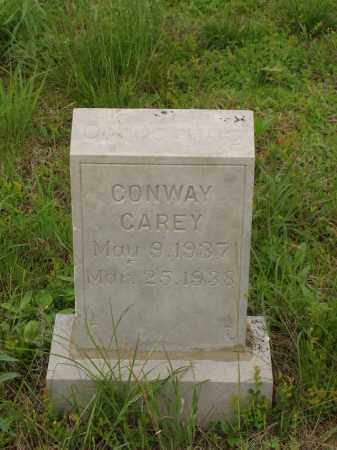 TOLLESON, CONWAY CAREY - Izard County, Arkansas | CONWAY CAREY TOLLESON - Arkansas Gravestone Photos