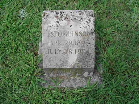 TOMLINSON, J.S. - Izard County, Arkansas | J.S. TOMLINSON - Arkansas Gravestone Photos