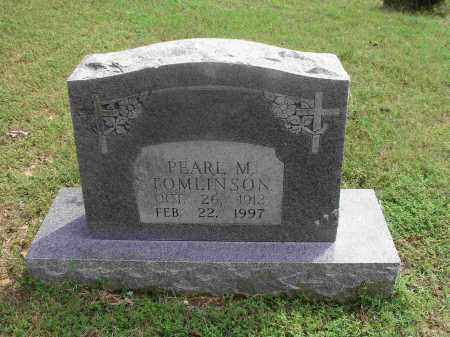 TOMLINSON, PEARL M. - Izard County, Arkansas | PEARL M. TOMLINSON - Arkansas Gravestone Photos