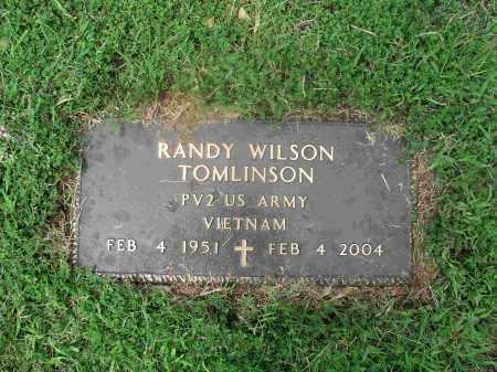 TOMLINSON  (VETERAN VIET), RANDY WILSON (OBIT) - Izard County, Arkansas | RANDY WILSON (OBIT) TOMLINSON  (VETERAN VIET) - Arkansas Gravestone Photos