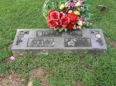 FINLEY TOMLINSON, AUDIE D. - Izard County, Arkansas | AUDIE D. FINLEY TOMLINSON - Arkansas Gravestone Photos