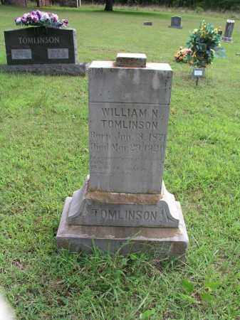 TOMLINSON, WILLIAM NEWTON - Izard County, Arkansas | WILLIAM NEWTON TOMLINSON - Arkansas Gravestone Photos