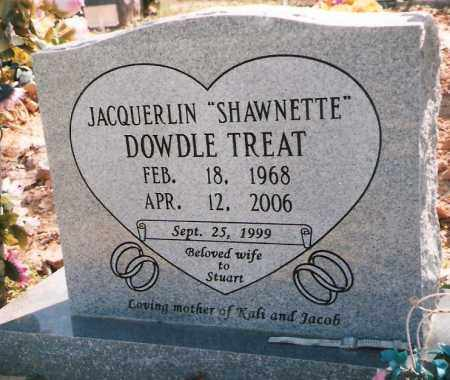TREAT, JACQUERLIN - Izard County, Arkansas | JACQUERLIN TREAT - Arkansas Gravestone Photos