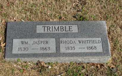 TRIMBLE, RHODA - Izard County, Arkansas | RHODA TRIMBLE - Arkansas Gravestone Photos