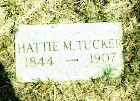 CORNELL TUCKER, HATTIE M. - Izard County, Arkansas | HATTIE M. CORNELL TUCKER - Arkansas Gravestone Photos