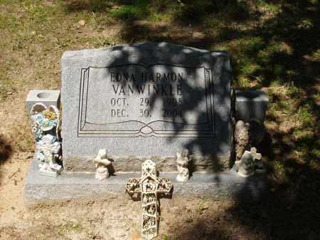VAN WINKLE-HARMON, EDNA TERESA - Izard County, Arkansas | EDNA TERESA VAN WINKLE-HARMON - Arkansas Gravestone Photos