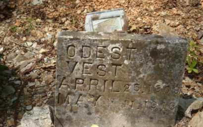 VEST, ODEST - Izard County, Arkansas | ODEST VEST - Arkansas Gravestone Photos