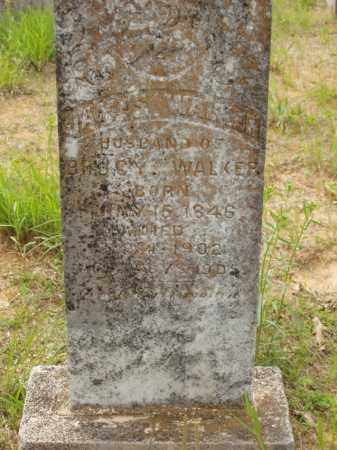 WALKER, JAMES - Izard County, Arkansas | JAMES WALKER - Arkansas Gravestone Photos
