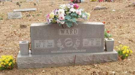 WARD, KIRBY L - Izard County, Arkansas | KIRBY L WARD - Arkansas Gravestone Photos