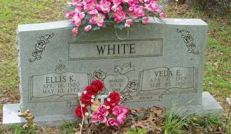 WHITE, ELLIS K - Izard County, Arkansas | ELLIS K WHITE - Arkansas Gravestone Photos