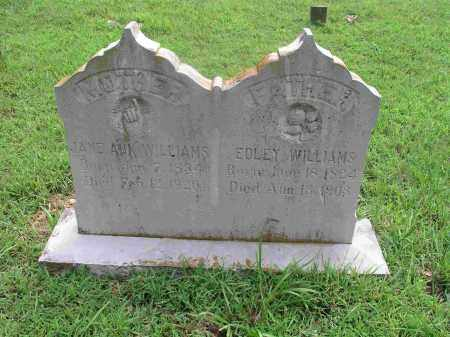 WILLIAM, JANE ANN - Izard County, Arkansas | JANE ANN WILLIAM - Arkansas Gravestone Photos