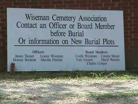 *ASSOCIATION INFORMATION, SIGN - Izard County, Arkansas | SIGN *ASSOCIATION INFORMATION - Arkansas Gravestone Photos