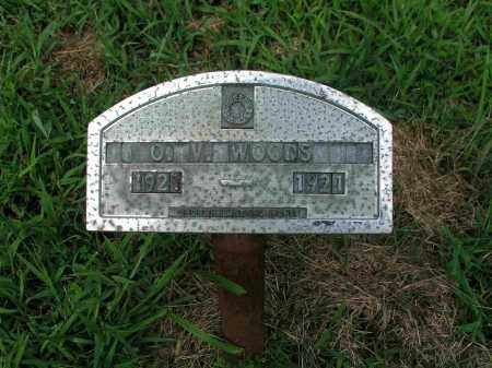 WOODS, O.V. - Izard County, Arkansas | O.V. WOODS - Arkansas Gravestone Photos