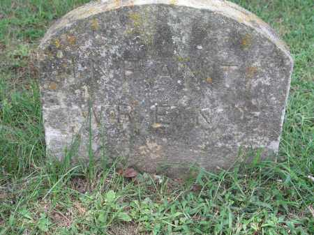 WREN, INFANT - Izard County, Arkansas | INFANT WREN - Arkansas Gravestone Photos