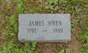 WREN, JAMES - Izard County, Arkansas | JAMES WREN - Arkansas Gravestone Photos