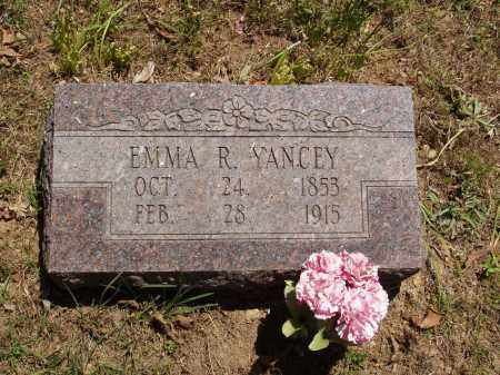 YANCEY, EMMA R - Izard County, Arkansas | EMMA R YANCEY - Arkansas Gravestone Photos