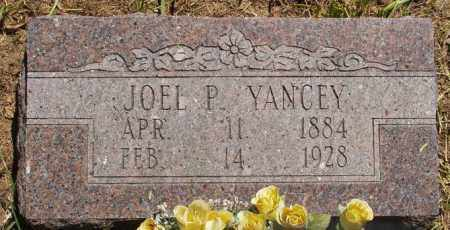 YANCEY, JOEL P - Izard County, Arkansas | JOEL P YANCEY - Arkansas Gravestone Photos